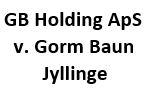 Gorm Holding Aps