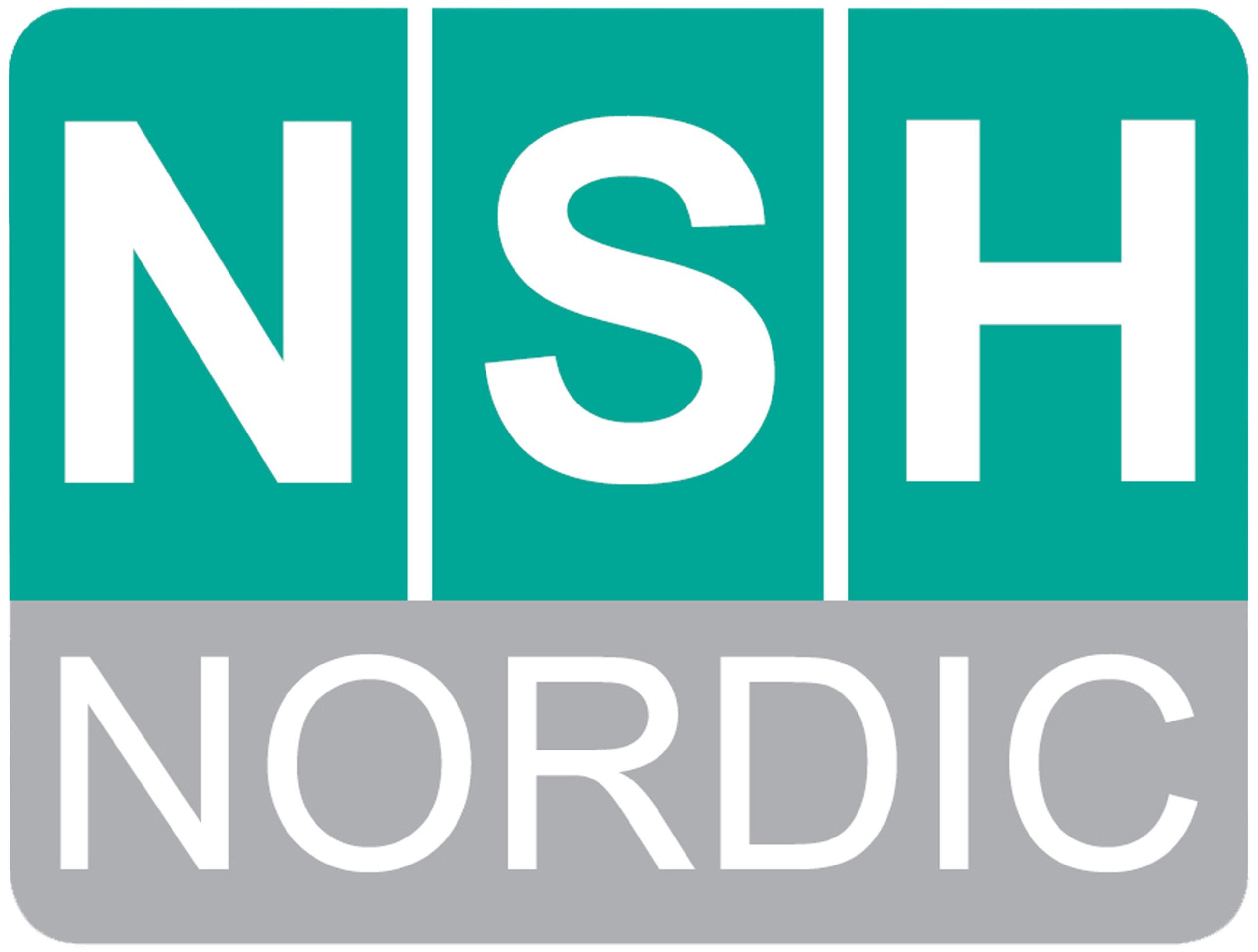 NSH NORDIC logo