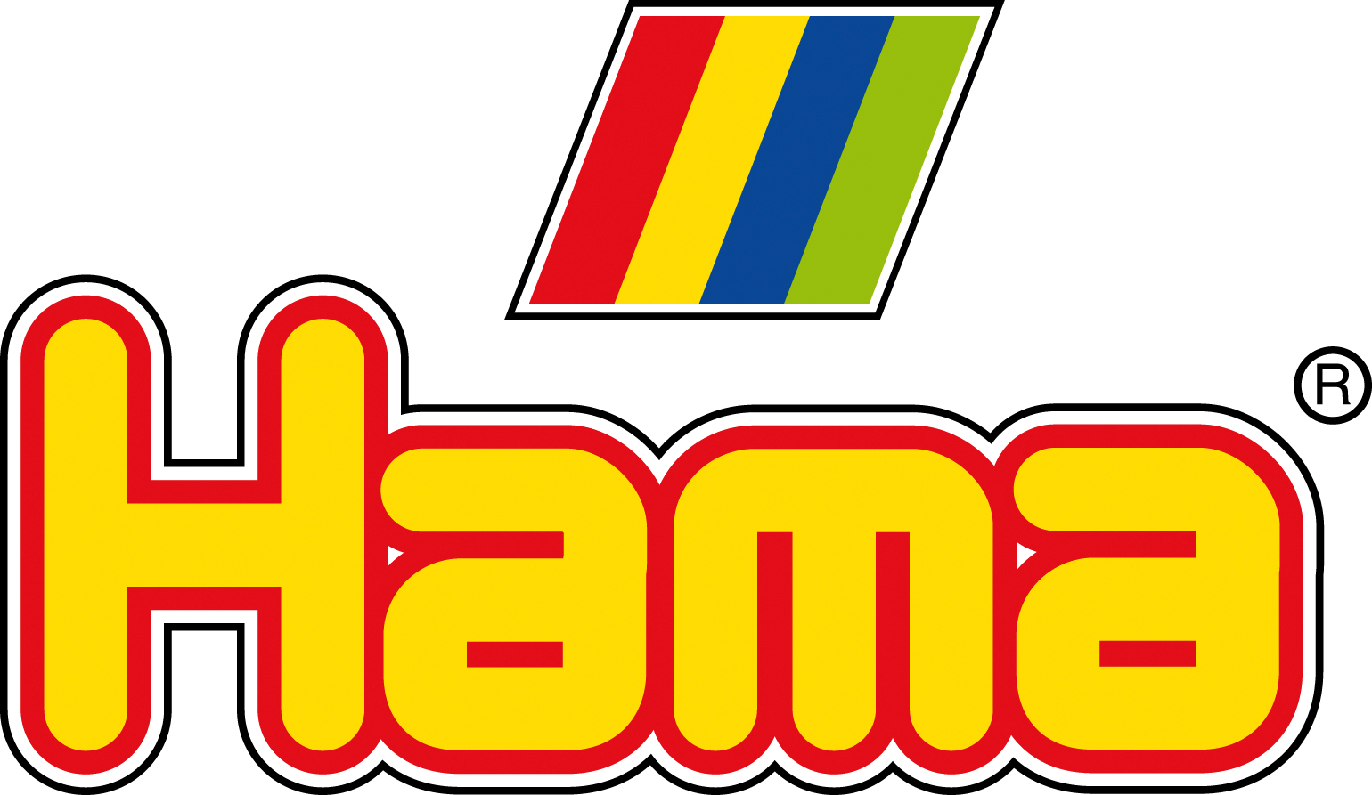 Hama color stripes