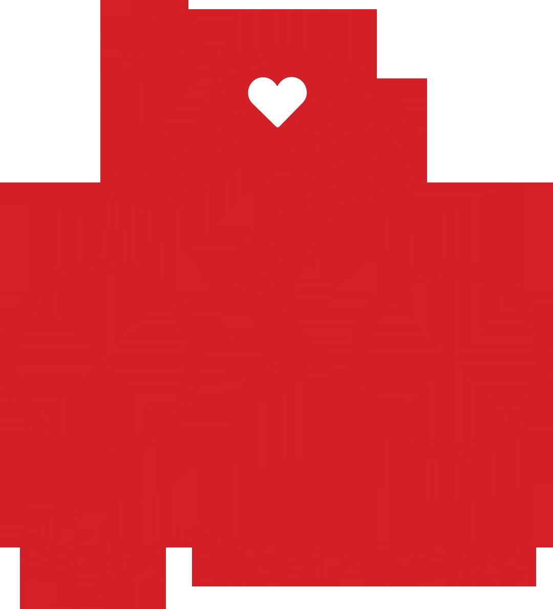 logo hjertetouren PNG